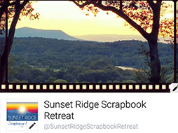 private scrapbook retreat VA